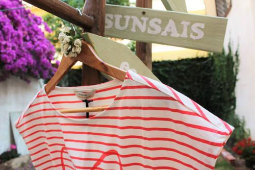 Sunsais, moda ecológica, moda ética, slow fashion, tienda