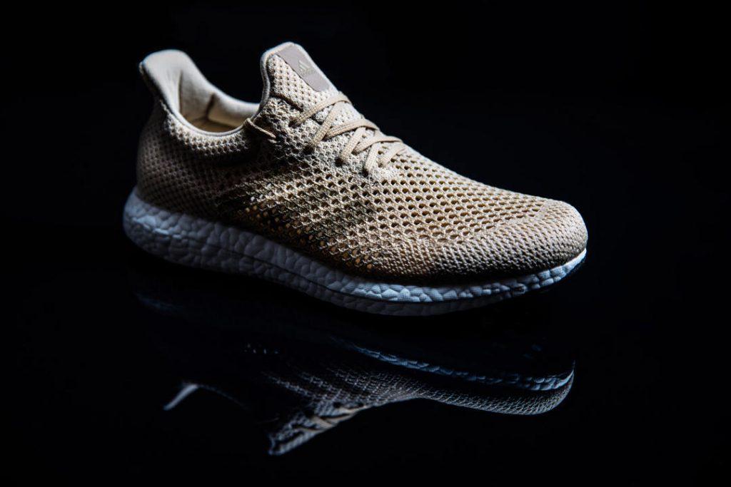 Futurecraft Biofabric, arachnid and biodegradable sneakers
