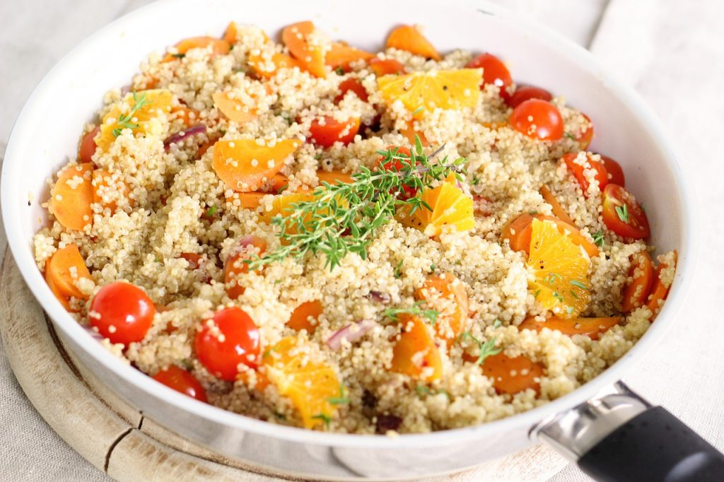 quinoa, superalimentos, superfood, comida saludable, comida sana, healthy food, saludable food, food, comida, alimentación sana, fooding magazine, healthy food magazine, revista alimentación sana