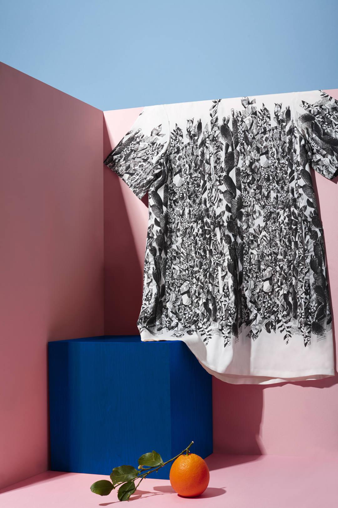 Orange Fiber, moda ecológica, Salvatore Ferragamo, Ferragamo, moda sostenible de Ferragamo, moda de lujo ecológica, moda ecológica Ferragamo, colección cápsula Ferragamo