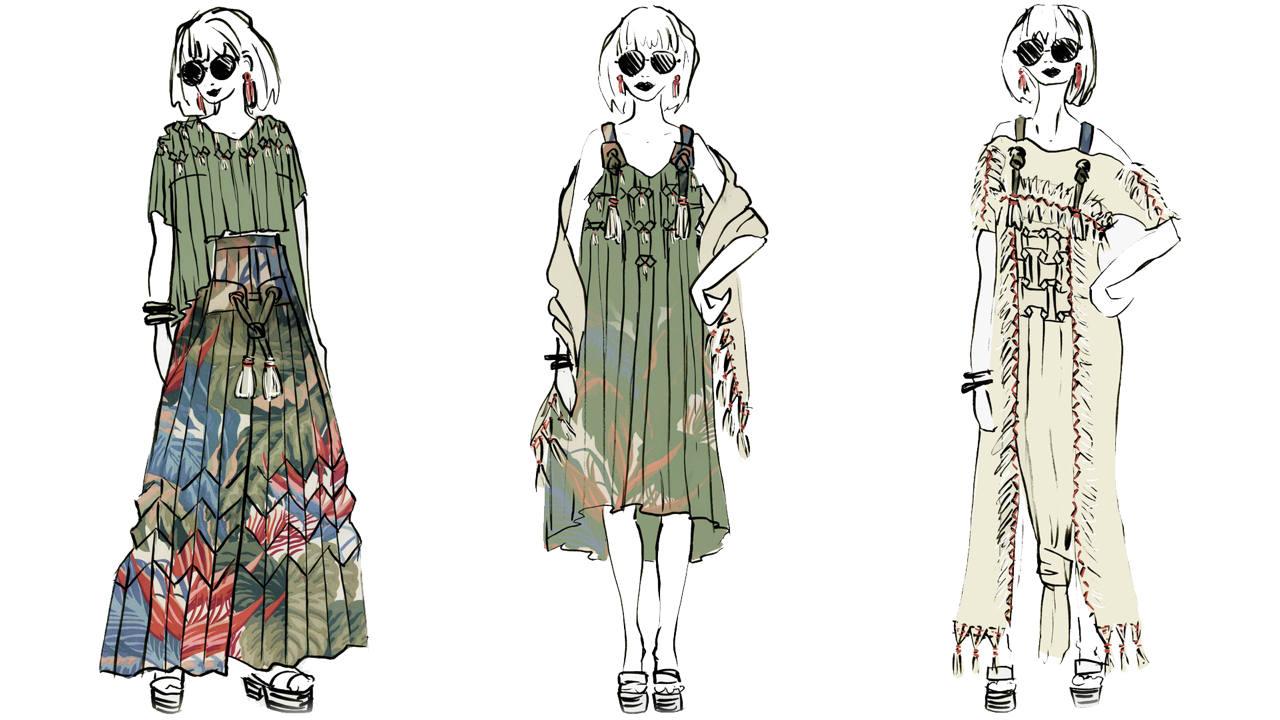 Vote The Best Sustainable Fashion Designer Of Ecochic Design Award 2017