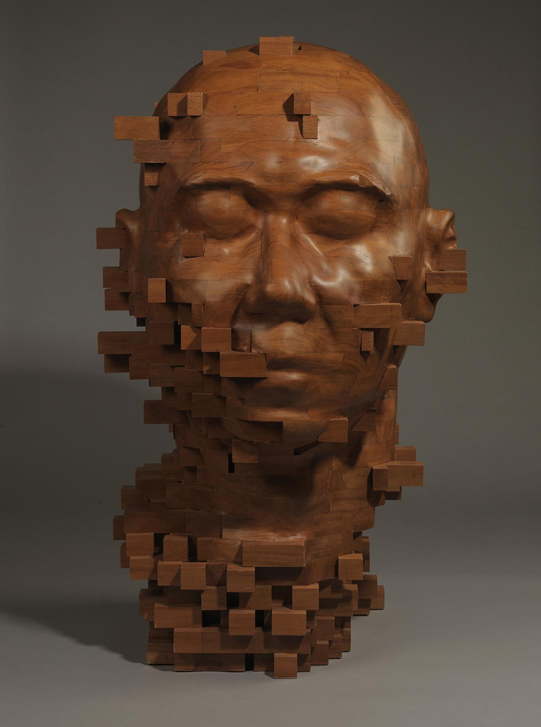 Wooden Art Sculpture