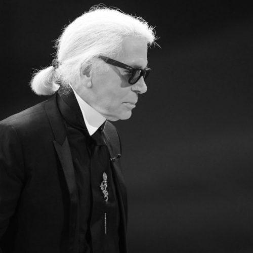 Karl Lagerfeld, Karlisms, Muere Karl Lagerfeld, Karl Lagerfeld muere en París