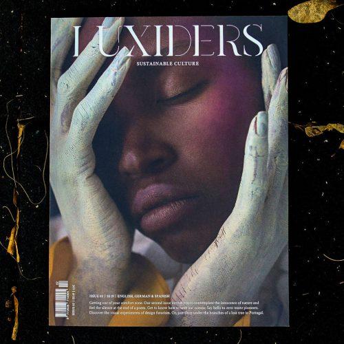 Luxiders Magazine, Luxiders Magazine Issue 2, sustainable fashion magazine, fair fashion magazine, nachhaltige mode magazin, ethical fashion magazine, magazine from Berlin, sustainable culture magazine