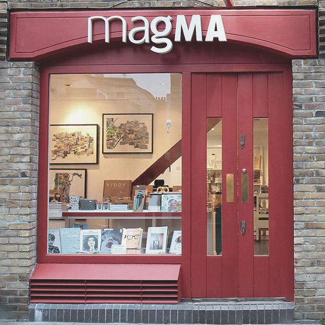 Magma bookshop, bookstore, bookstore,sustainable concept store, sustainable concept shop, sustainable shopping, sustainable shopping guide, sustainable shopping uk, shopping guide, magazines
