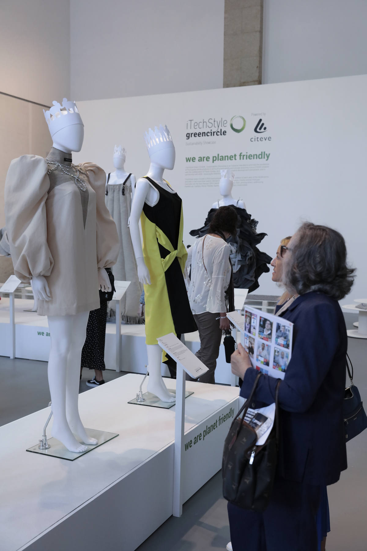 sustainability, sustainable fashion, sustainable fabrics, sustainable textiles, Joaps, Manuel Serrao, Selectiva Moda, Citeve, Scorecode Texteis, Pe de Chumbo, Tenowa, A. Sampaio & FilhosFiberPrint, Gonçalo Peixoto, Riopele Texteis, sostenibilidad, medio ambiente, medioambiente, Portugal, Modtissimo, Green Circle, iTechStyle, ,