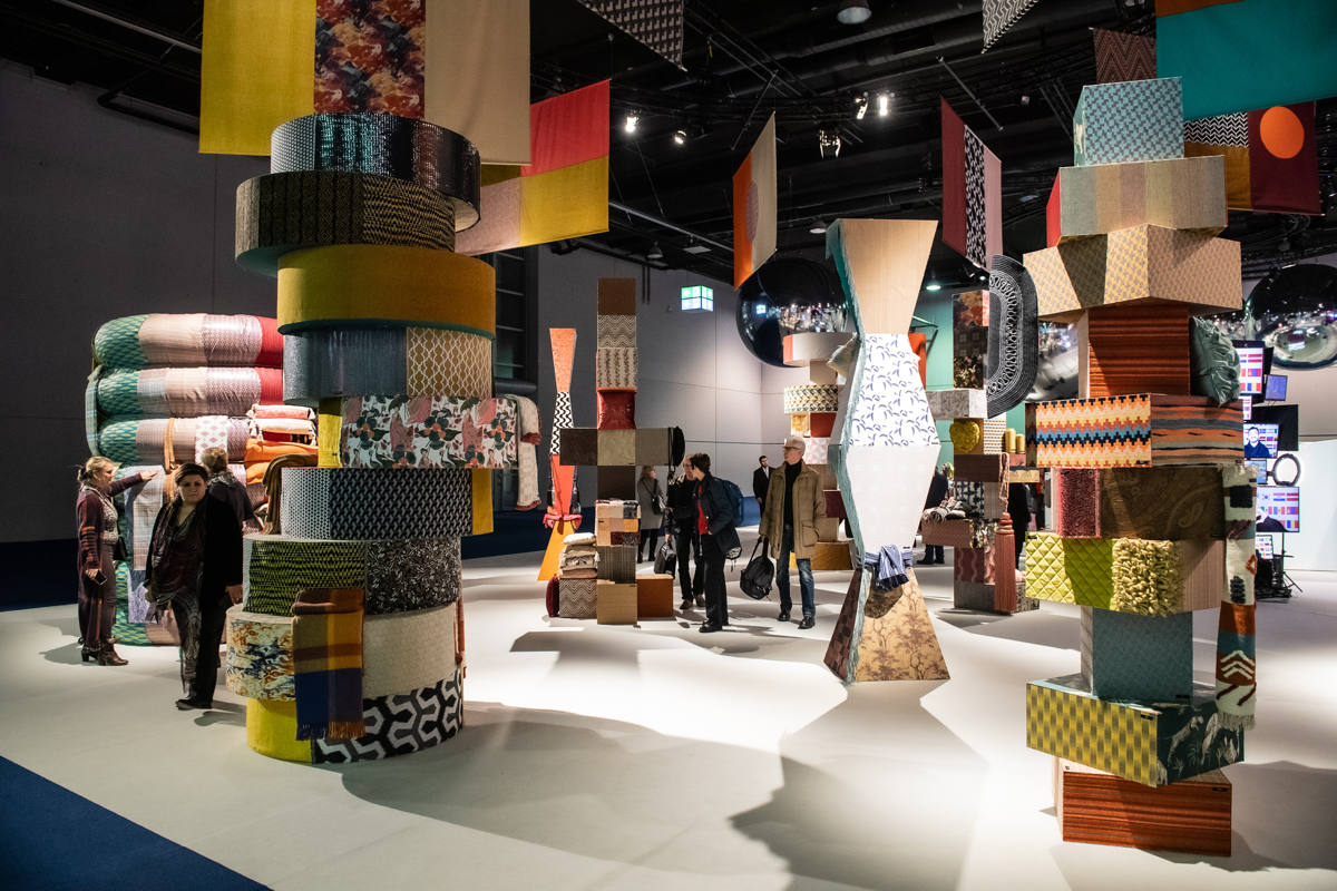 sustainable home textiles, Heimtextil 2020, Heimtextil, home decor, interiorism, arquitects, sustainable fabrics, best sustainable fabrics, new sustainable materials, revolutionary home textiles, heimtextil 2020, Lasa, Ibena, Grüner Knopf, Welspun, MundoTextil, Velftont, Zorluteks,