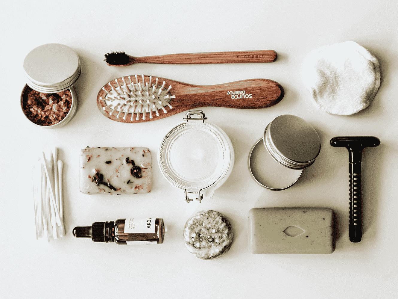 six essential products for a zerowaste bathroom