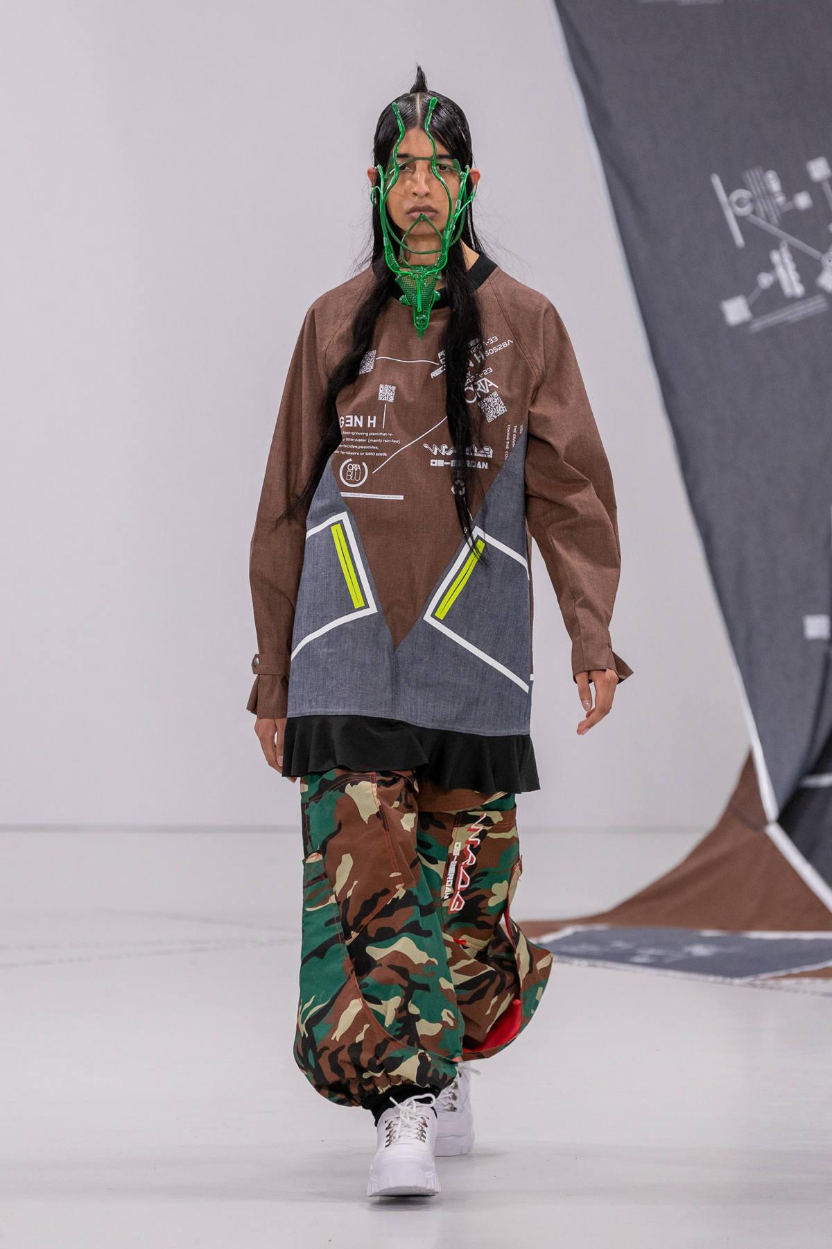 London Fashion Week Autumn Winter 2020 - DB Berdan