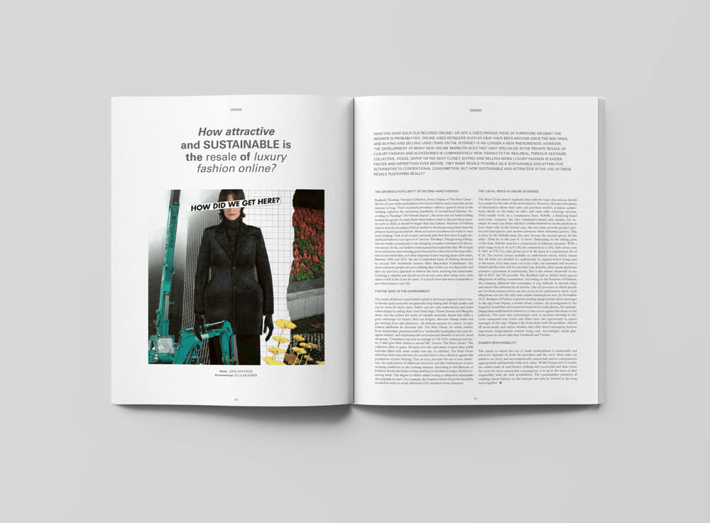 Luxiders Magazine Print Issue 4, sustainable culture, sustainable luxury, sustainable food, sustainable design, sustainable travel, sustainable fashion editorials, fashion editorial, sustainable fashion, luxiders magazin, Luxiders Magazine Print Issue 4