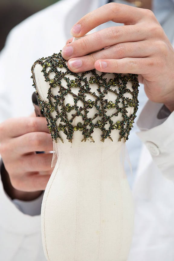 "dior, ""Fanciful, exquisite, luxurious, unique"" - these are just some of the words used to describe haute couture, however ""miniature"" or small in any general sense, has never been one of them - until now. For Dior's Autumn-Winter 2020-2021 haute couture, sustainability in Dior, dior and sustainability, haute couture, dior haute couture, dior covid 19, dior haute couture 2020 2021, dior collection, fashion news, sustainability news, Dior's Miniature Collection: Challenging the Attitude Of Excess In Haute Couture, Dior's Miniature Collection, Excess In Haute Couture Dior's Miniature Collection: Challenging the Attitude Of Excess In Haute Couture"