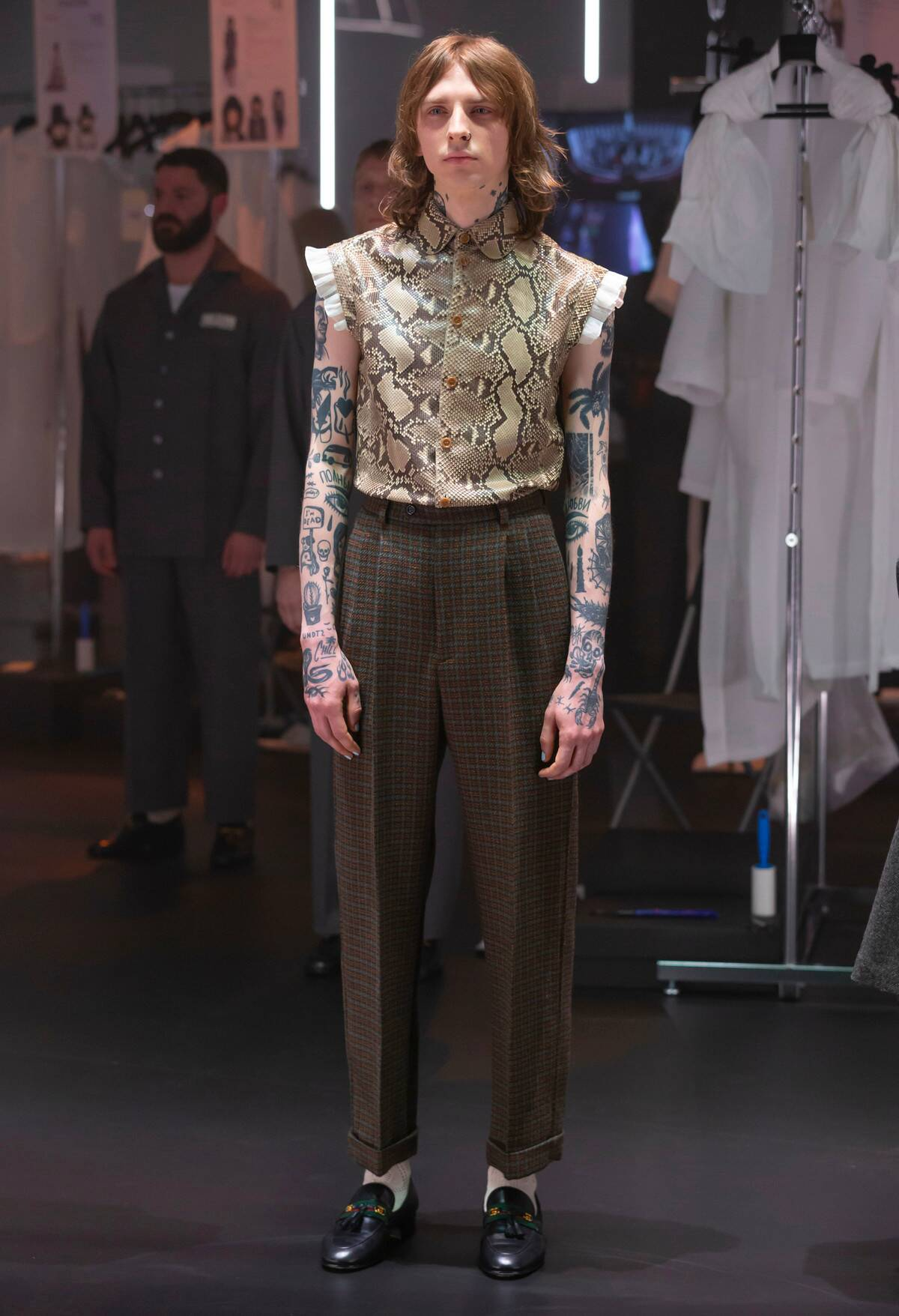 fashion trends, fashion news, sustainable fashion trends, sustainable trends, Sustainable marketing trends, sustainable fashion, fashion industry, marketing, collection, Autumn, Winter, 2020, 2021, Autumn/Winter 2020-2021, sustainability, creative direction, social media, marketing trends, top marketing trends of 2020, Gucci, Stella McCartney, Nanushka, Vivienne Westwood, Stella Jean, Mother of Pearl, sustainable storytelling, visual communication, millennials, gen z, diversity, inclusive, inclusivity
