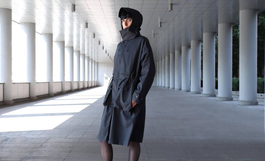 Agogic-waterproof-trench-coat-luxiders-magazine
