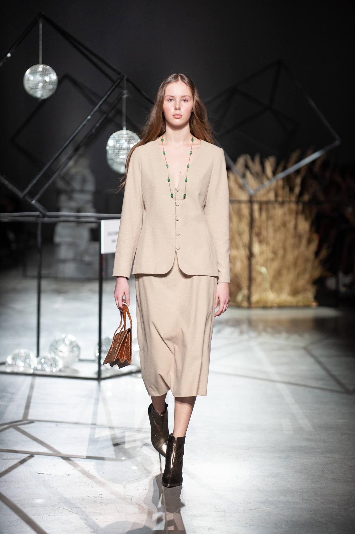 BE SUSTAINABLE! Fashion Summit, Ukrainian Fashion Week, Yuliya Postushna, CHERESHNIVSKA, LITKOVSKAYA,