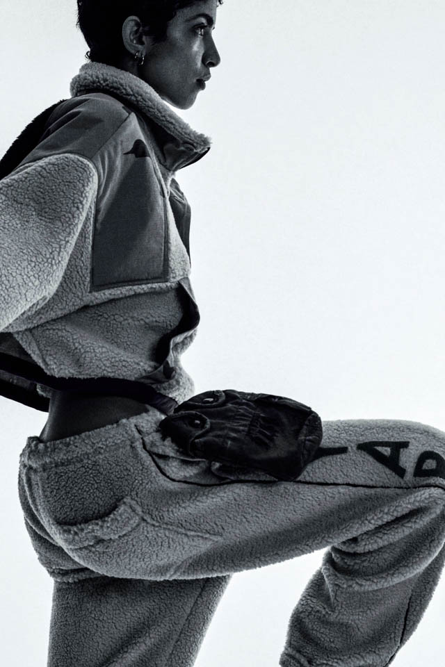 New York fashion week, sustainable fashion, Collina Strada, Rebecca minkoff, Adam, nature, futuristic aesthetic, digitalization of style, shows, sportswear, fashion week, creativity, fw 21, fall winter 2021, spring summer 2021, homewear, athletic aesthetic, responsible brands, pandemic