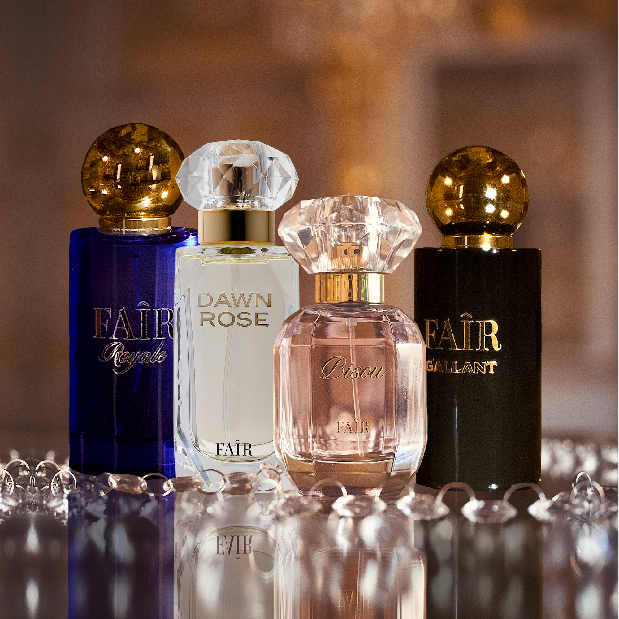 fair perfume collection