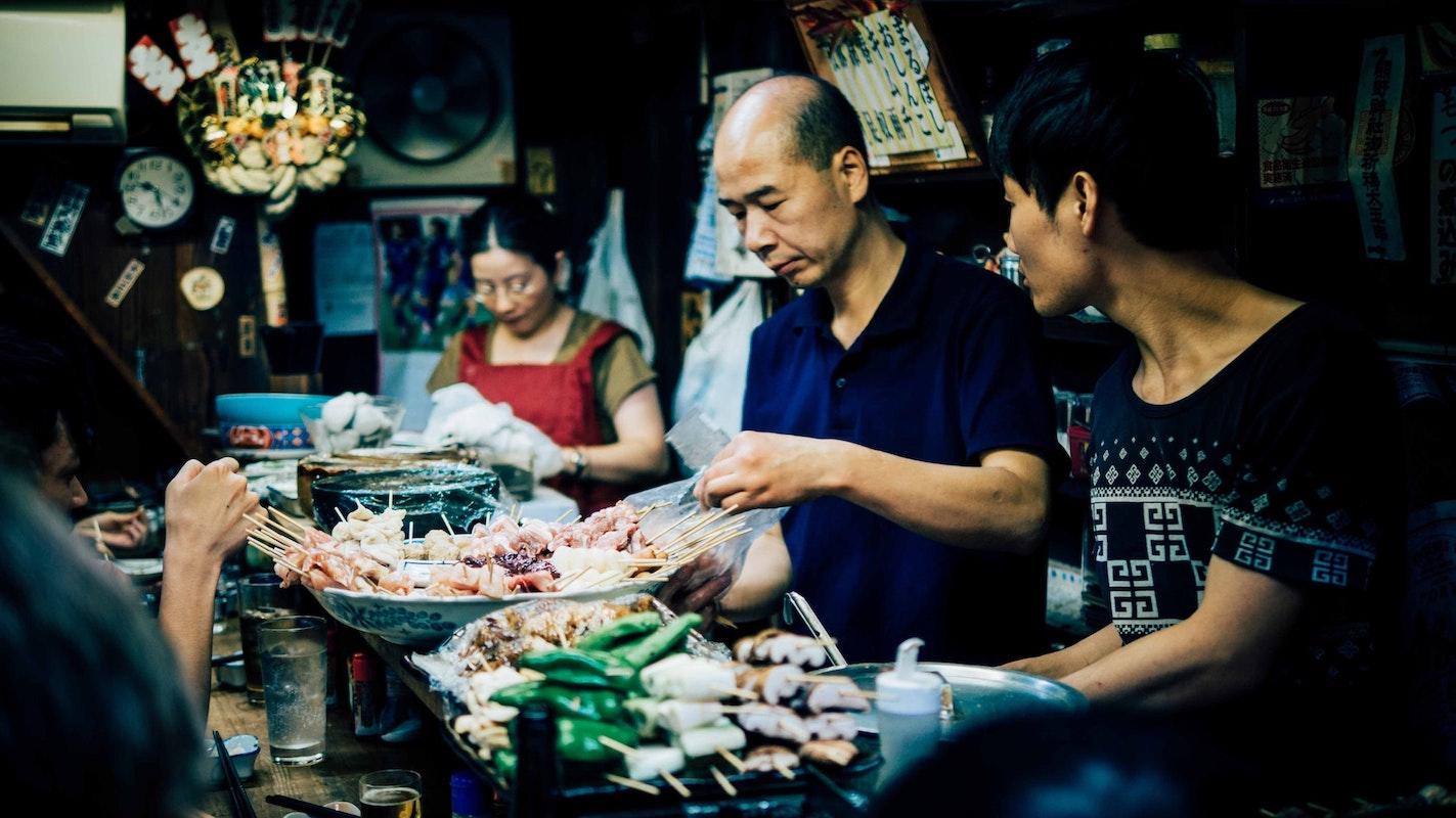 Japanese market