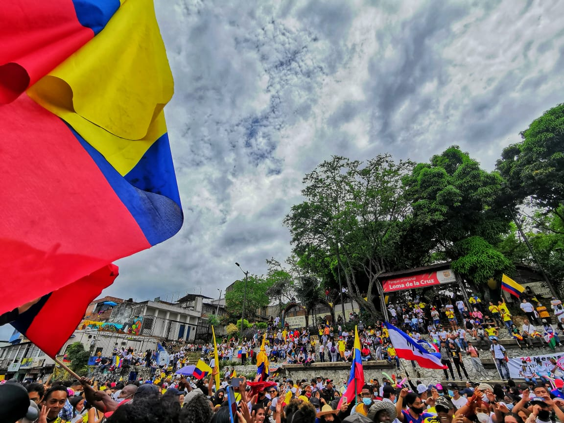 Colombia, protests in Colombia, Police brutality, culture, protests in Colombia are being broadcasted, UN live transmission, George Floyd Death, Tax reform, censorship, national strike, Ivan Duque, Javier Ordoñez,
