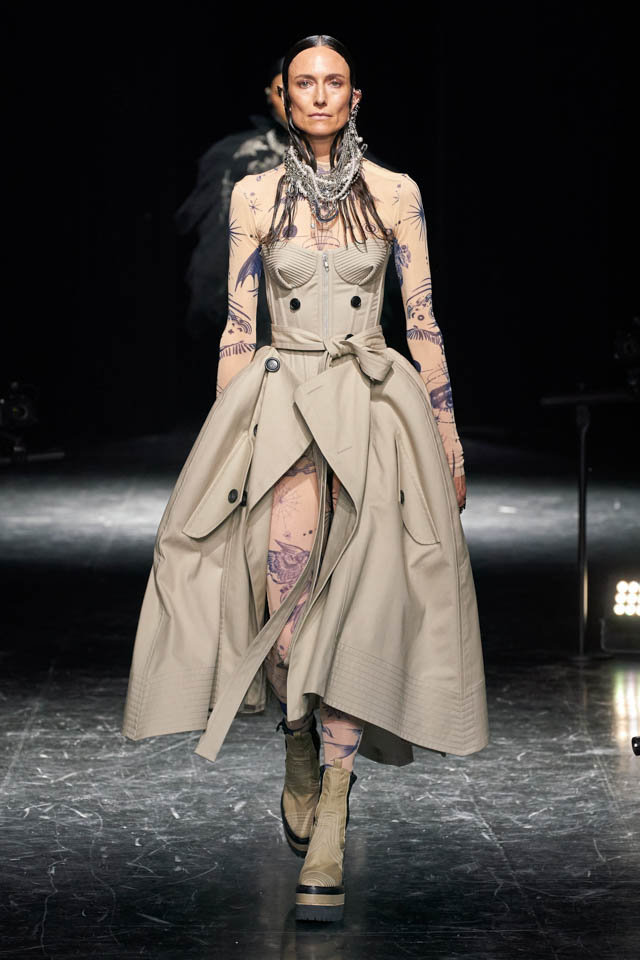 Paris Haute Couture Fashion Week - Fall 2021 | Freedom, the Earth and Upcycling