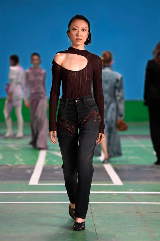 Paris Fashion Week: Sustainable Menswear Spring Summer '22 Trends