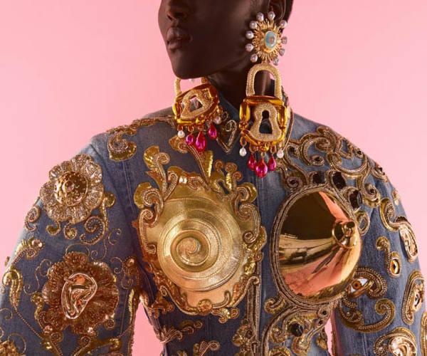 luxiders-magazine-Schiaparelli-Couture-Fall-21-credit-Daniel-Roseberry-brand