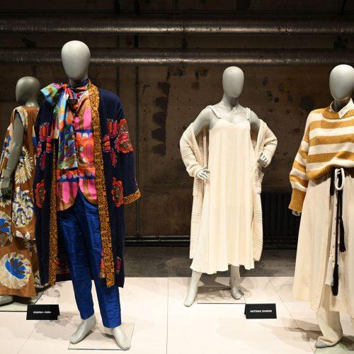 MBFW, Der Berliner Salon, Berlin Fashion Week, Rianna and Nina, OFFT, KAREN JESSEN, VICKERMANN UND STOYA, ANNA AURAS