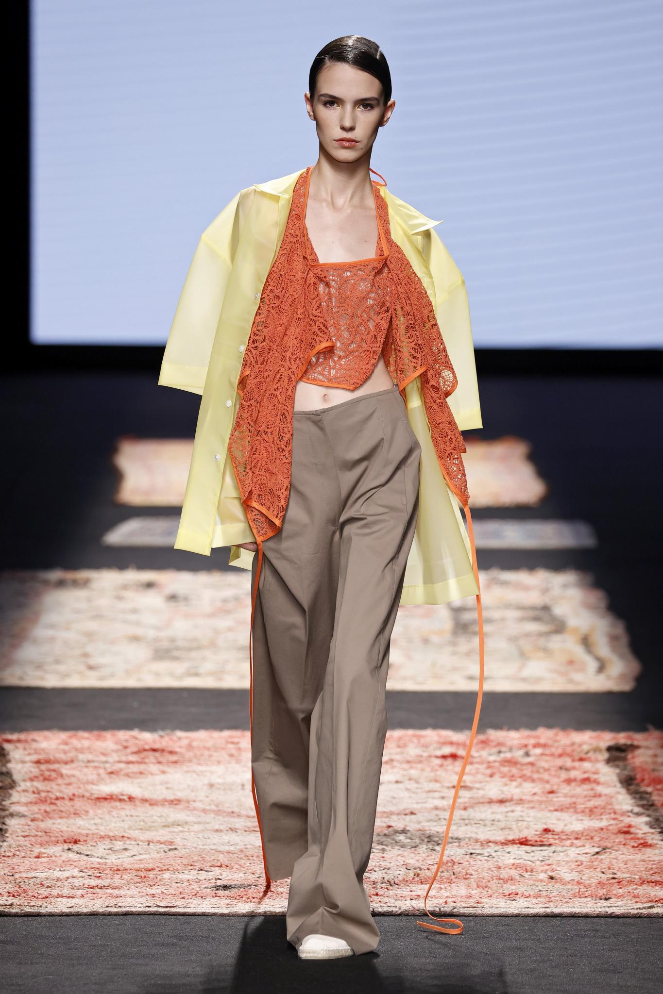 Sustainable Designers, sustainable fashion, madrid fashion week, mercedes benz fashion week madrid, fashion week madrid 2021, Maria Lafuente, Luxiders Magazine, Fashion in Madrid, sustainable fashion designers, sustainable fashion Spanish designers, Fashion made in Spain