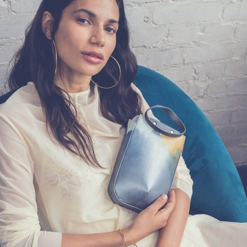 araceli garcia bags, dr. Hauschka, handmade bags, the aer, roots radical, upcycled food, aqua&rock, vegan leather, cactus leather, ecotan leather, Luxiders Magazine, best sustainable brands worldwide
