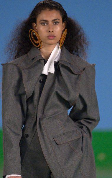 y-project, New York fashion week, ss2022, catwalk, runway, spring summer 2022, sustainability in New York fashion week